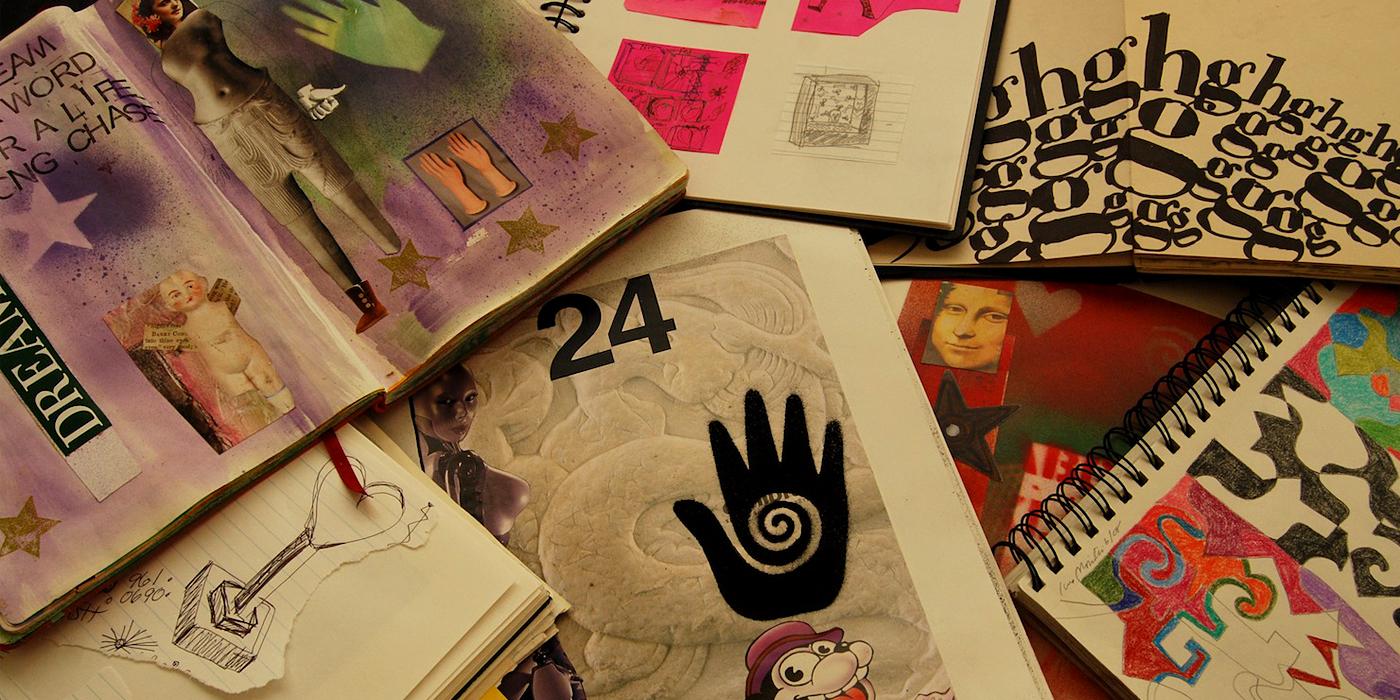 sketchbook exhibit