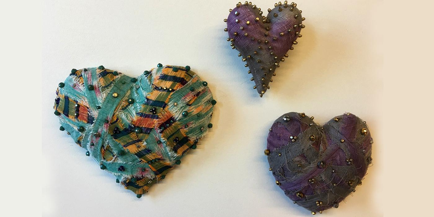 Agabhumi 2016 3 fabric heart